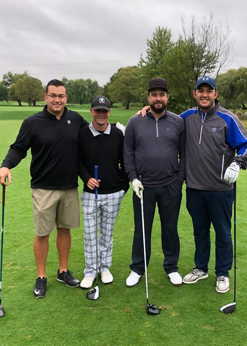 2018 4 Person Fall Scramble - Blackberry Oaks Golf Course