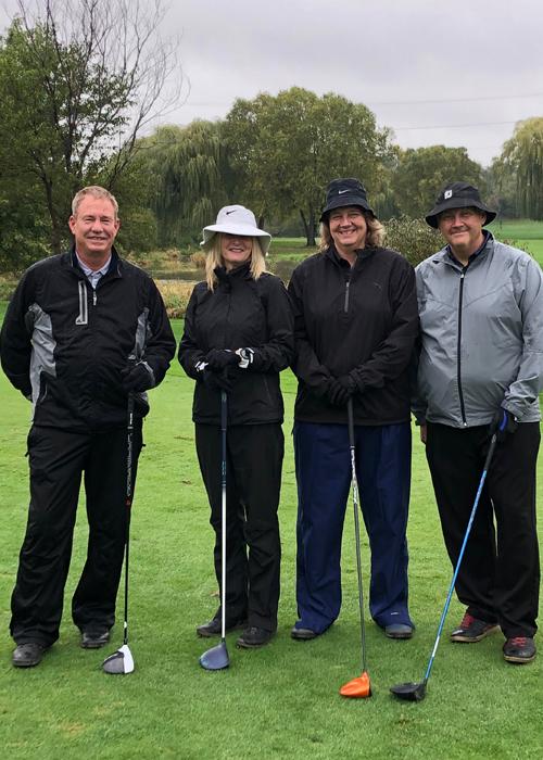 2018 4 Person Fall Scramble - Blackberry Oaks Golf Course