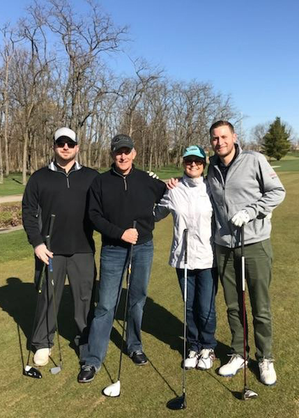 2018 4 Person Spring Scramble - Blackberry Oaks Golf Course