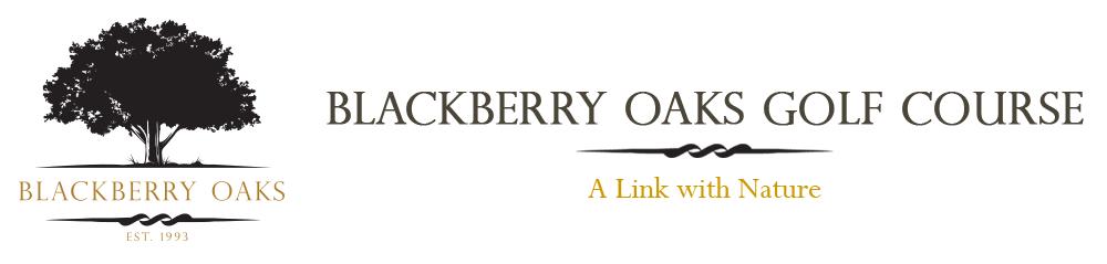Blackberry Oaks Golf Course