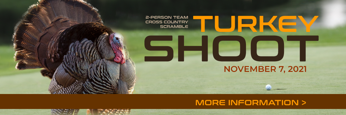 Blackberry Oaks Golf Course - Turkey Shoot - two person team